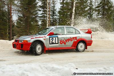16.03.2008 | XVIII Kipari Sprint, Rautavaara
