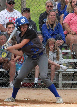 West Lyon softball versus BHRV 6-10-19
