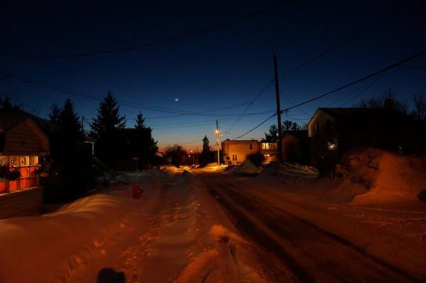La Nuit Arrive