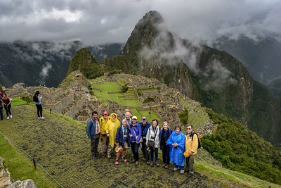 Road Scholar Peru and Ecuador 2019