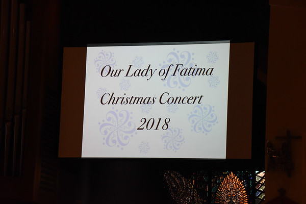 2018 Christmas Pageant