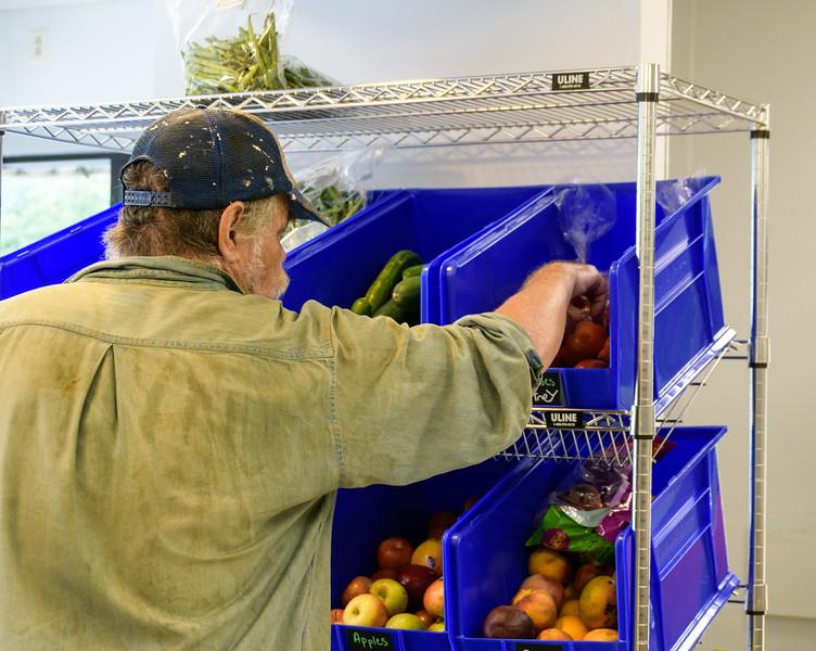 GW Food Shelf -After