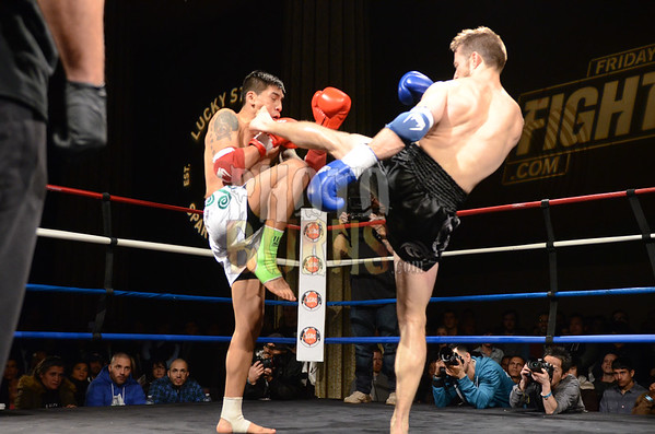 Friday Night Fights 2-27-15