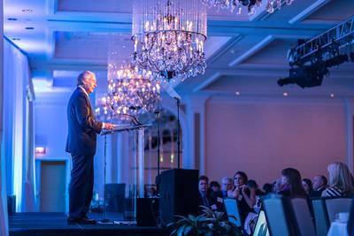 2013-11-13 DC - Dinner1 - Starter & Opening @ Fairmount Hotel