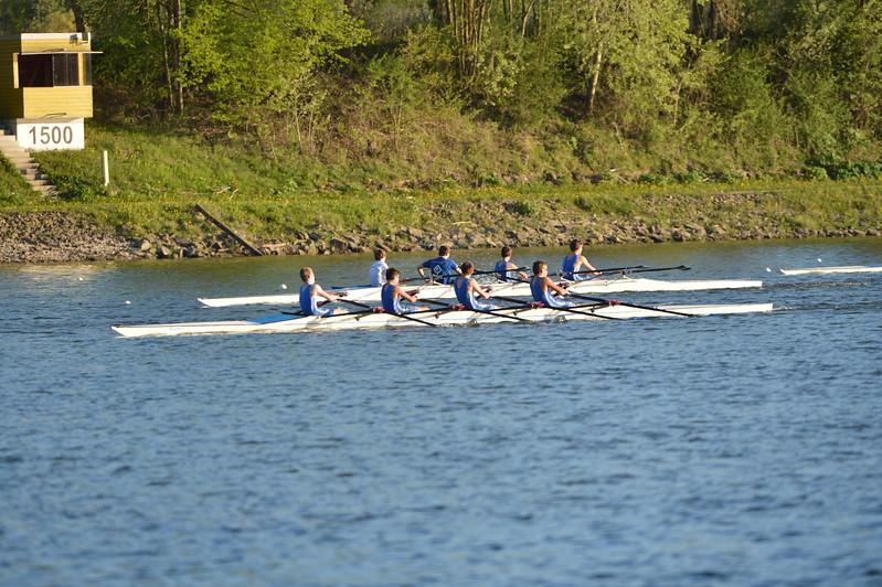 2012-4 Trainingsregatta