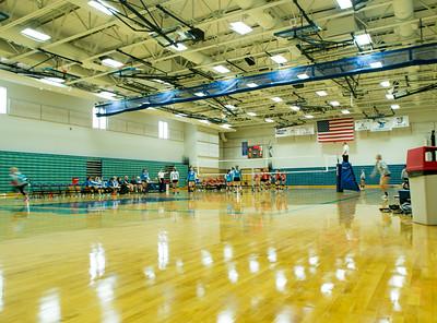 JD vs Uinta Girls Freshmen Volleyball