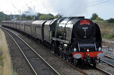 Mainline steam, 2015