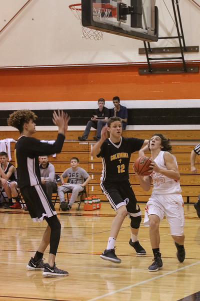 Nov 29 Basketball Game
