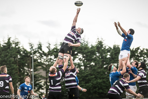 1st XV v Terenure (H) LSLC by Tom Beary