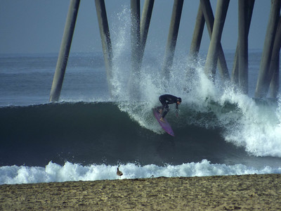 12/12/19 * DAILY SURFING PHOTOS * H.B. PIER