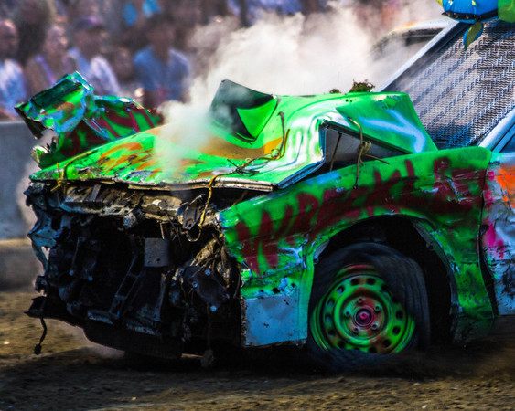 2013 Demolition Derby - Day 2