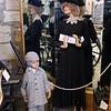 19th century fashions...