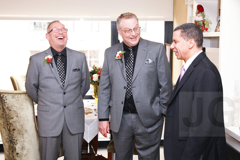 Peter Flad and John Holland Wedding Ceremony  120713