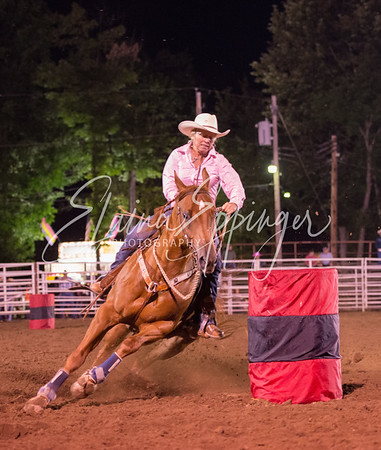 Ford City Rodeo Barrel Race