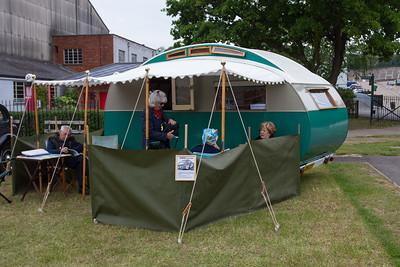 Caravans & Camper Vans