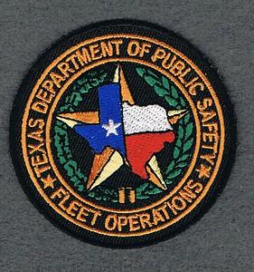 TX DPS Fleet Operations