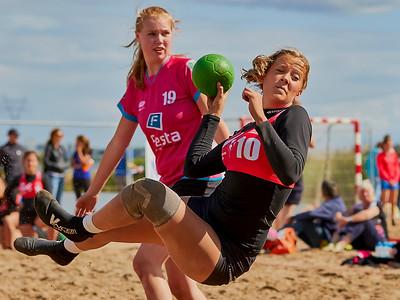 Molecaten NK Beach Handball 2016 dag 1