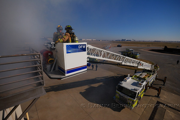 DFW Airport FD Training - 12.20.09