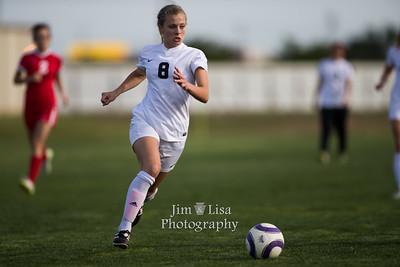 CCS Girls Soccer vs. McCloud, April 24