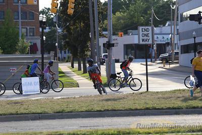 Pre-Race Michigan Mile - 2013 Crim Festival of Events