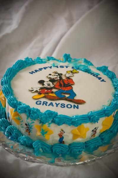Fifth Shoot - Grayson Baptism