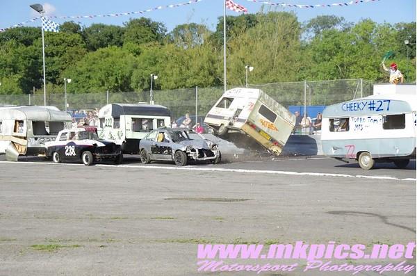 Caravans, Northampton, 29 August 2106