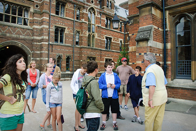 26-July Blenheim and Oxford