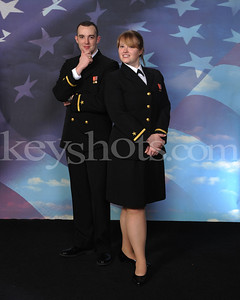 USS Cowpens Dining Out 2012