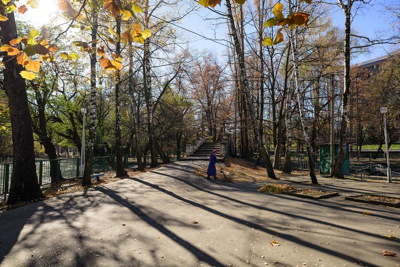 Vladikavkaz park
