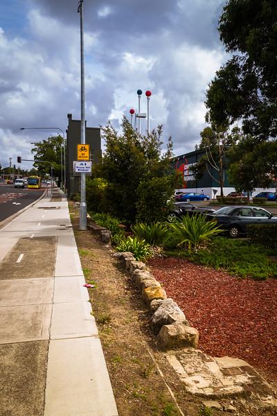 North Parramatta : Site of Darling Flour Mills