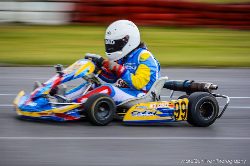 Motorsport Ireland - Round 5 2015 - Galway - Alyx Coby