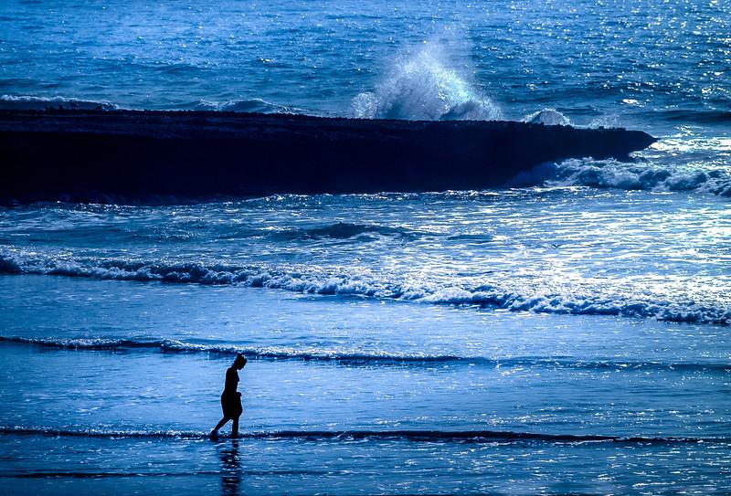 Pacific Ocean, Baja California
