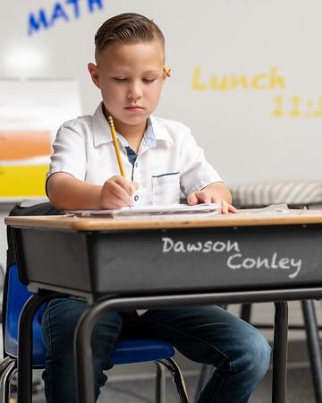 Dawson Conley 2nd Grade