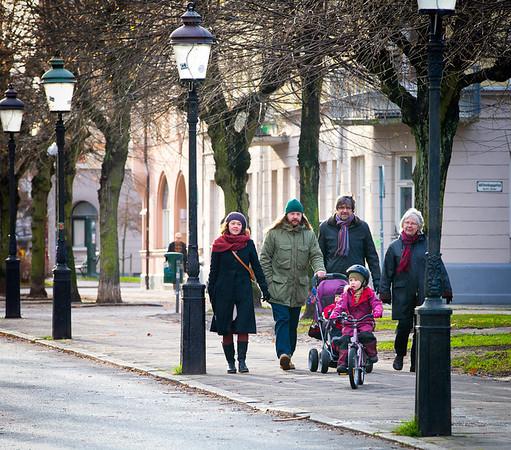 Malmö Winter