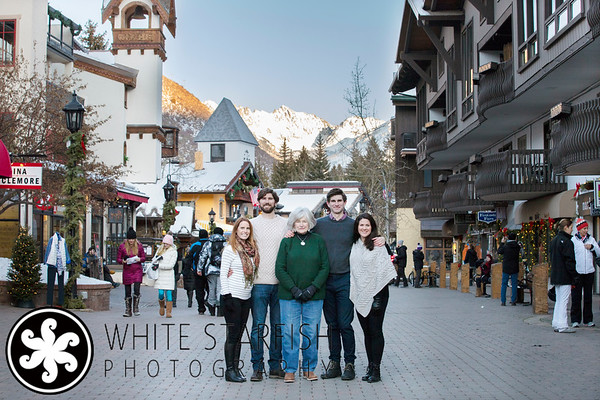 Vail Family Photos - Vail Village  - Hixon