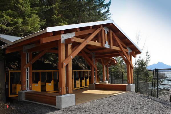British Columbia Timberframe