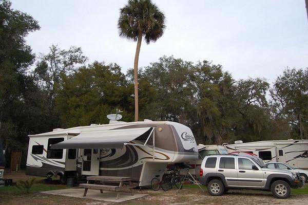 Journal Site 147: Welaka Lodge & Resort, Welaka, FL - Dec 21, 2009 - Mar 21, 2010