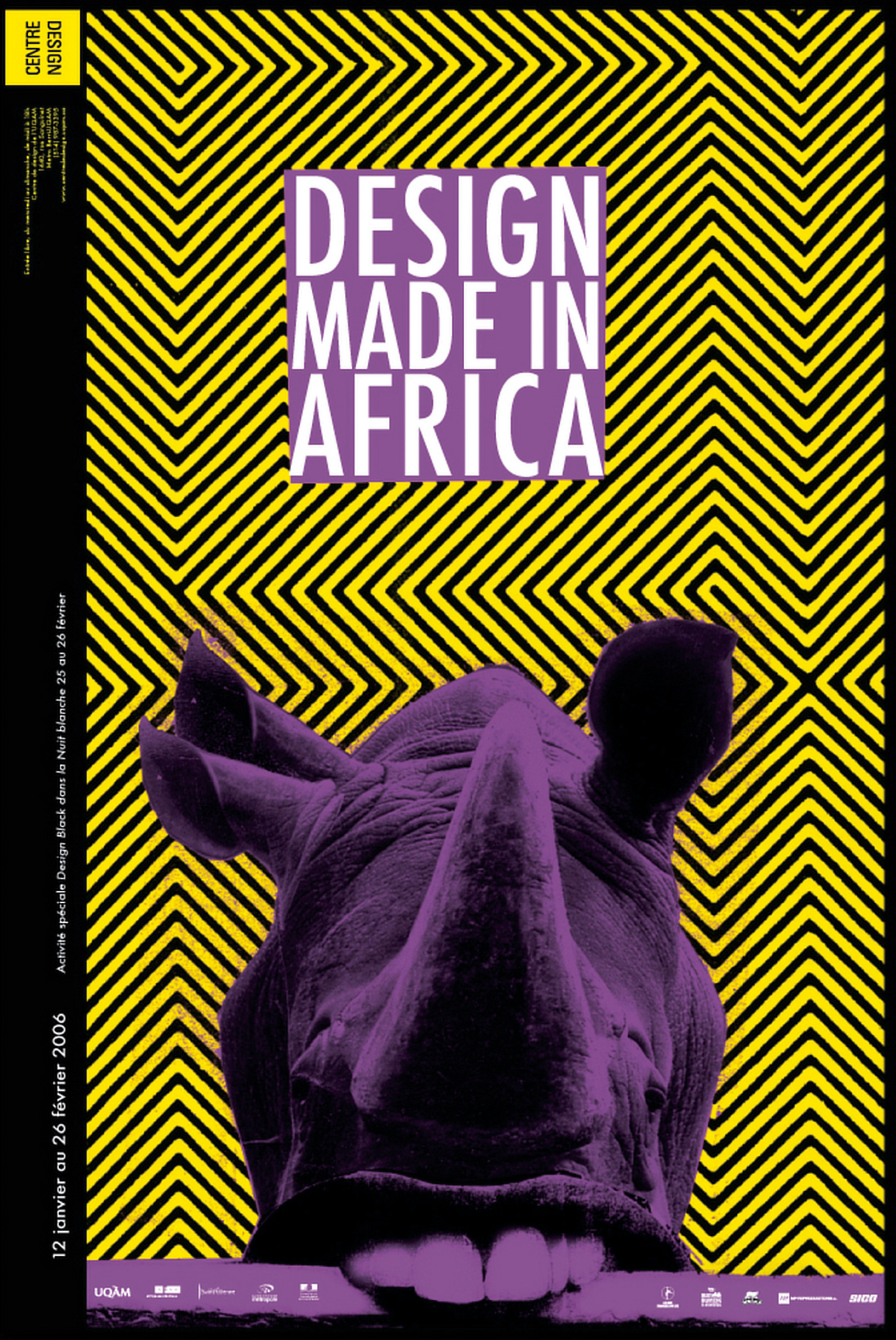 2006 - Exposition - Design Made in Africa ©Alfred Halasa