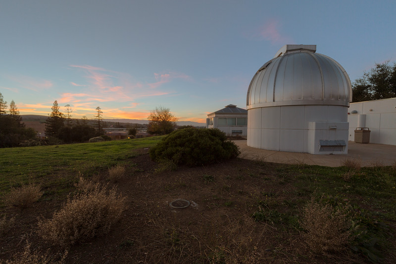 Montgomery Hill, Observatory