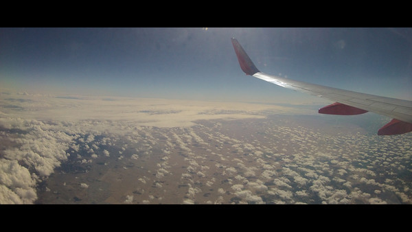 2013/01/27 - Phoenix to San Diego Flight