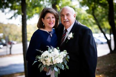Karen and Michael Renewed Vows