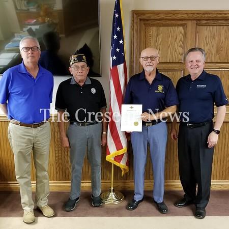09-12-19 NEWS Henry County Legion proclamation