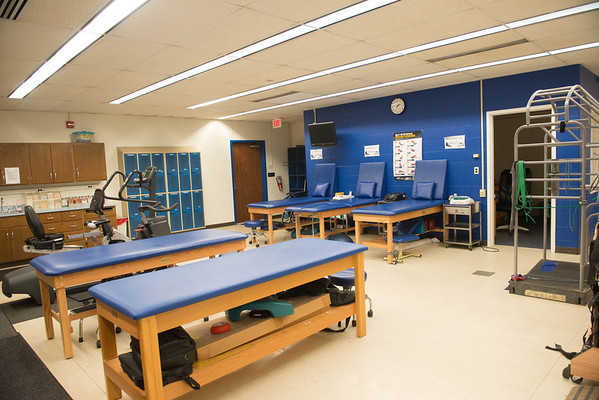 Old Athletic Training Rooms