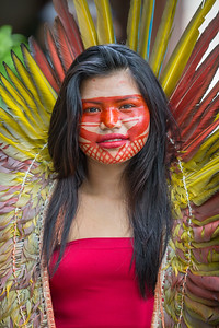 Yawanawa Family Day Festival at The Kampong - October 1, 2016