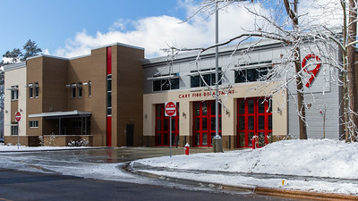CFD Sta 9 - New Station (2018-20)