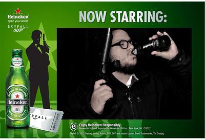 CLE 2012-11-08 Heineken Presents 007: Atlas Theater, Cleveland OH