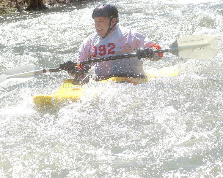 The White Water Derby made it's return to Shortsville after a 10-year layoff. (Photo by Jack Haley)