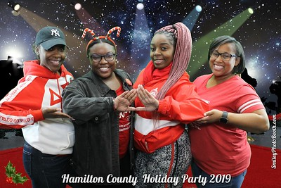 JFS Holiday Party 2019