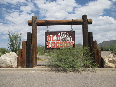 Tucson, AZ - Old Tucson