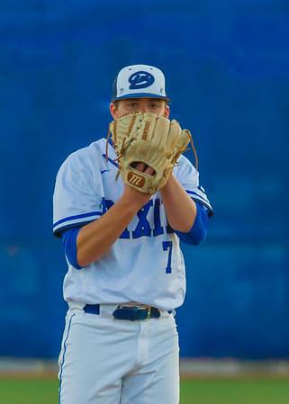 2019-03-14 Dixie HS Baseball vs Springville